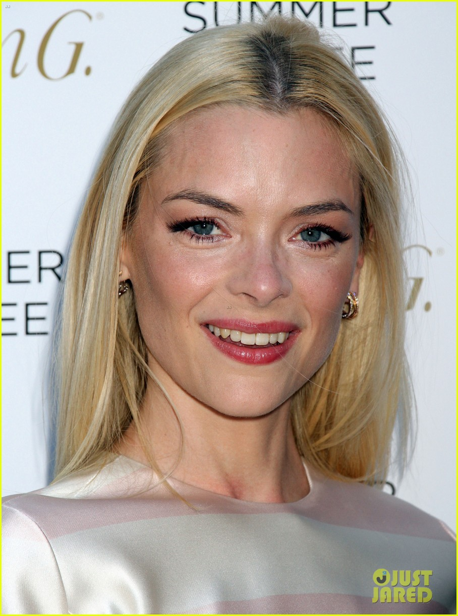jaime king simon g jewelry summer soiree 01