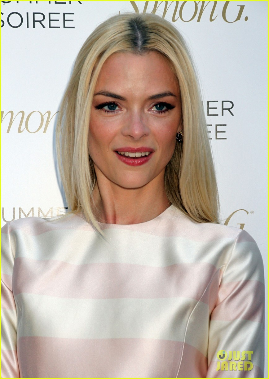 jaime king simon g jewelry summer soiree 063125809
