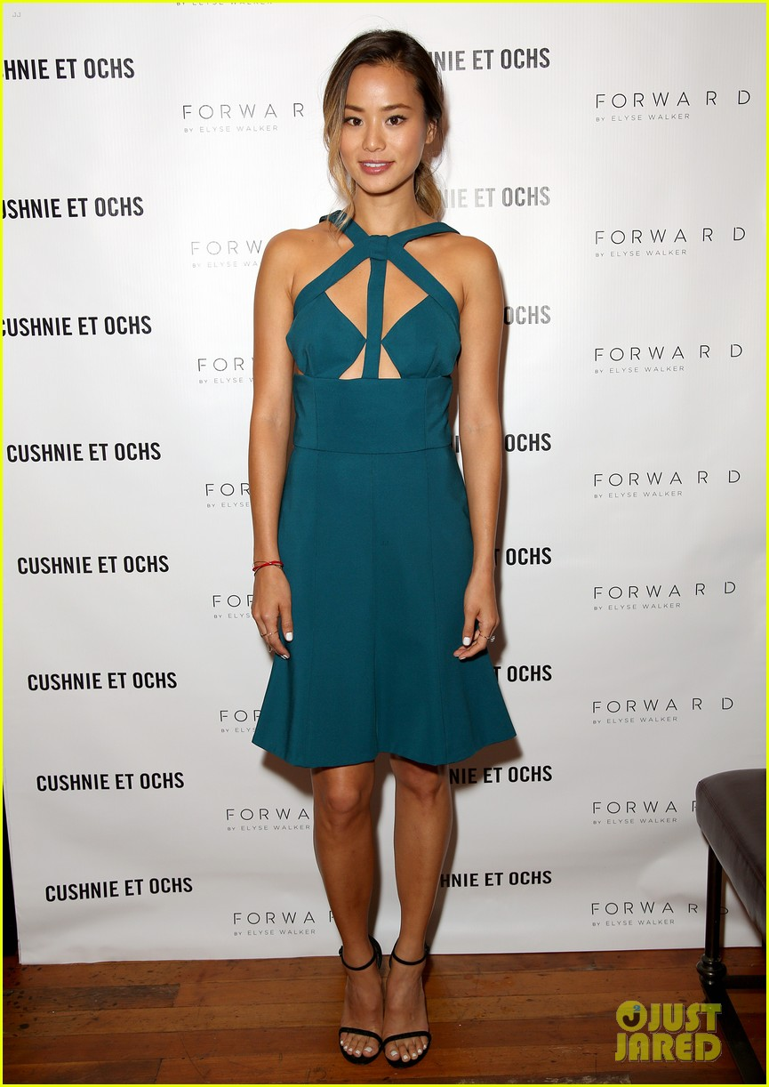 jamie chung ashley madekwe cushnie ochs party 013144767