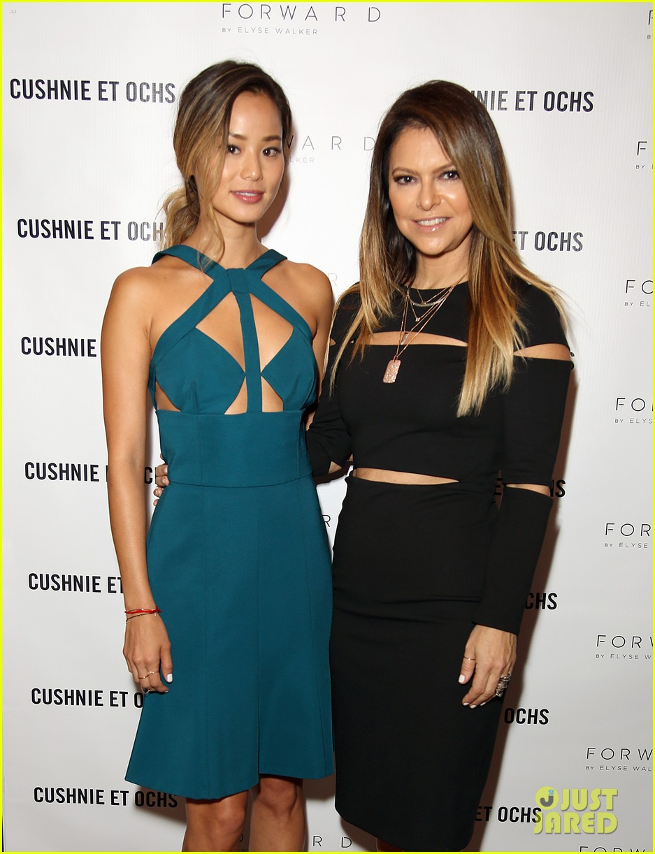 jamie chung ashley madekwe cushnie ochs party 06
