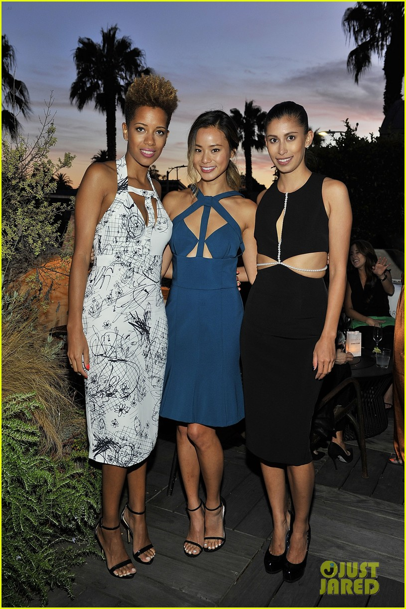 jamie chung ashley madekwe cushnie ochs party 23