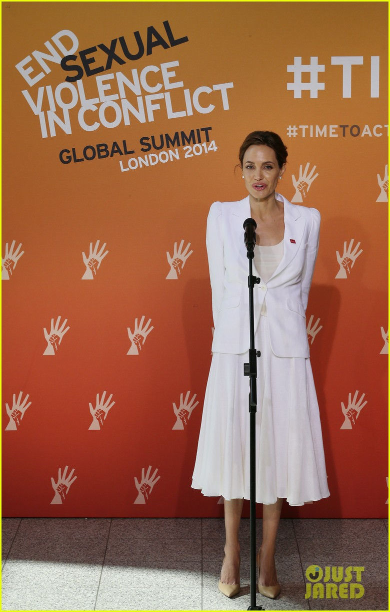 angelina jolie calls for an end to sexual violence 11