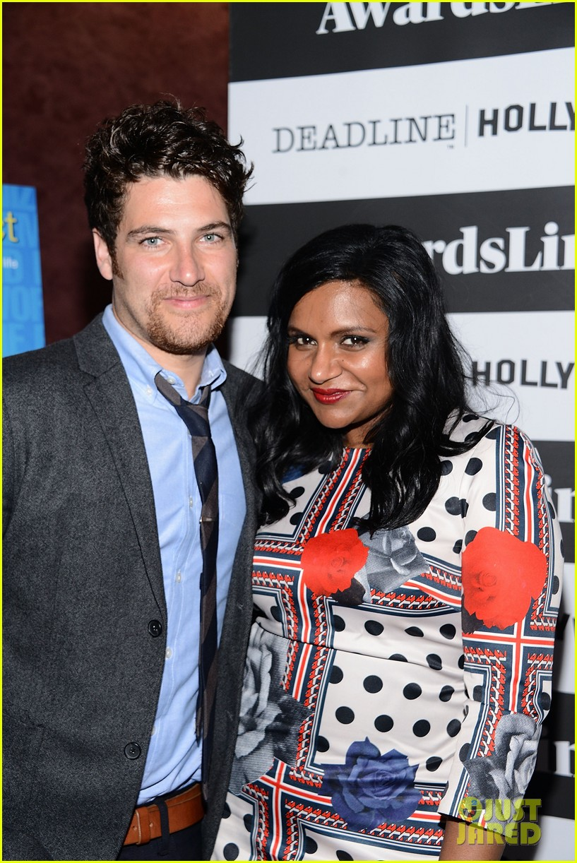 mindy kaling mindy project screening with the cast 073129614