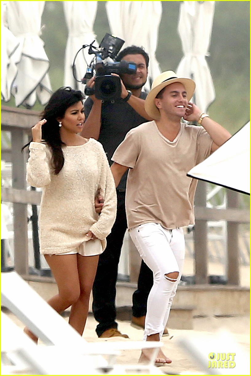 kim kardashian shops for north kourtney beach photoshoot 113137644