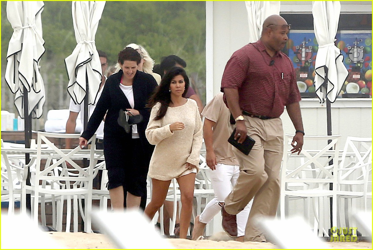 kim kardashian shops for north kourtney beach photoshoot 153137648