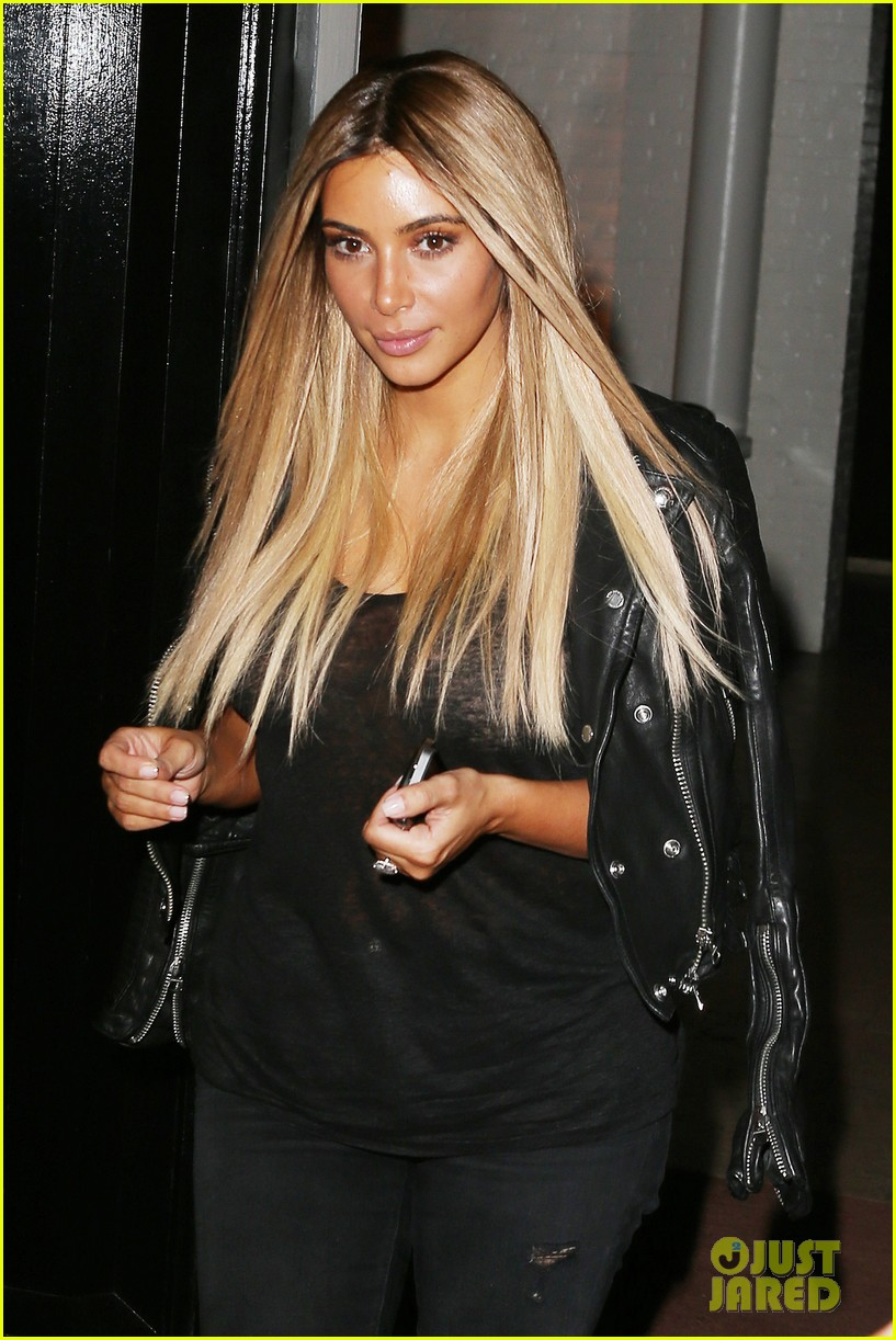 kim kardashian blonde hair wig 083143535