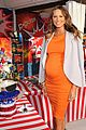 stacy keibler glams up and dresses down baby bump 19