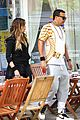 kourtney khloe kardashian double date with their men 01