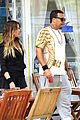 kourtney khloe kardashian double date with their men 17