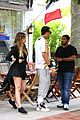 kourtney khloe kardashian double date with their men 24