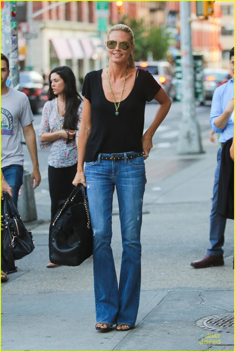 heidi klum encourages people to audition 02