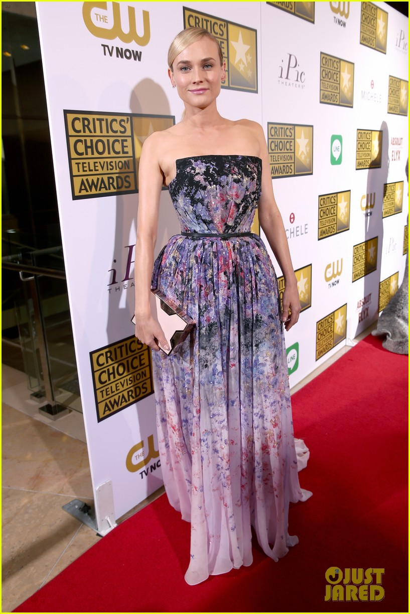 diane kruger keri russell critics choice tv awards 2014 13