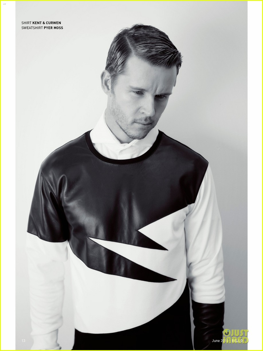 ryan kwanten farewell to true blood in bello 04