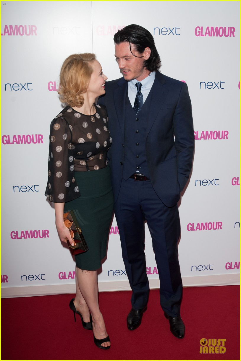adam lambert luke evans presenters at glamour women of the year awards 033127607