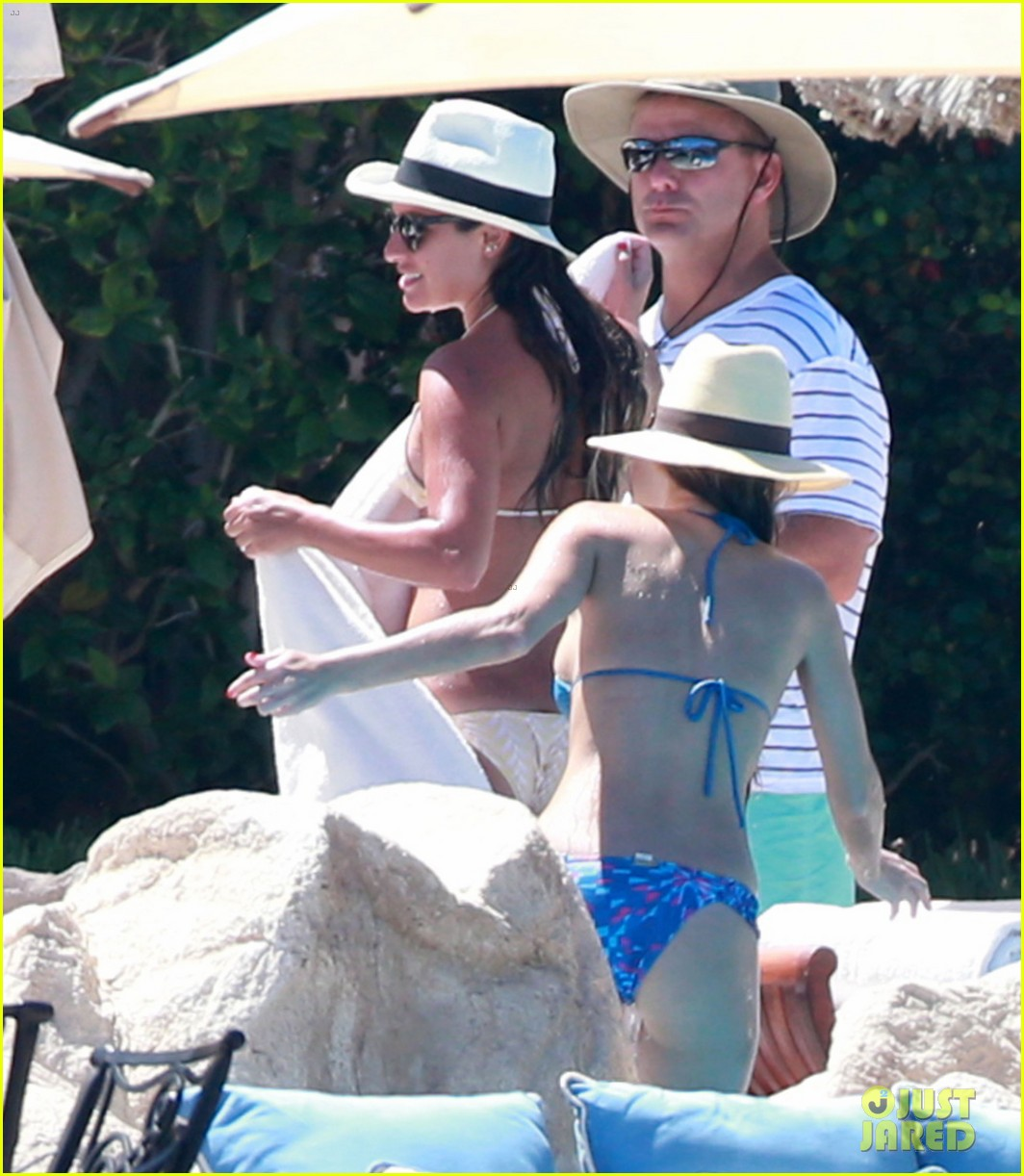 lea michele tiny bikini mexico vacation 033143071