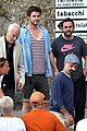liam hemsworth takes a vacation in portofino 22