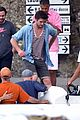 liam hemsworth takes a vacation in portofino 23