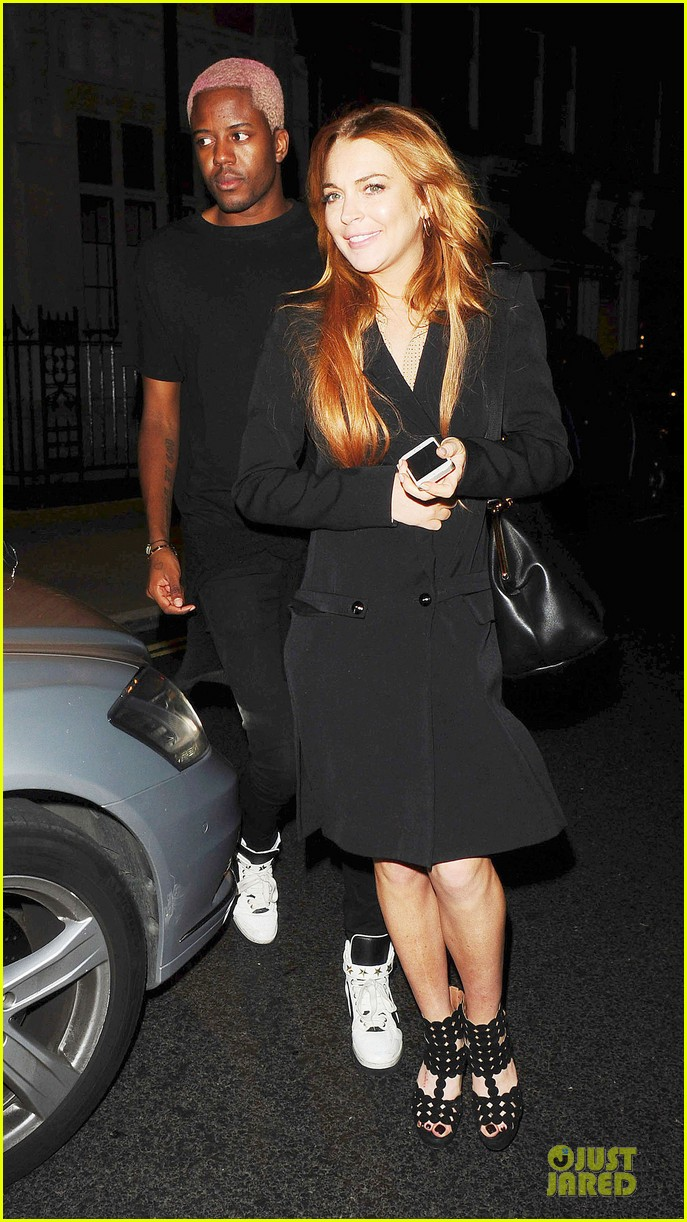 lindsay lohan thrilled to be in part of speed the plow 03