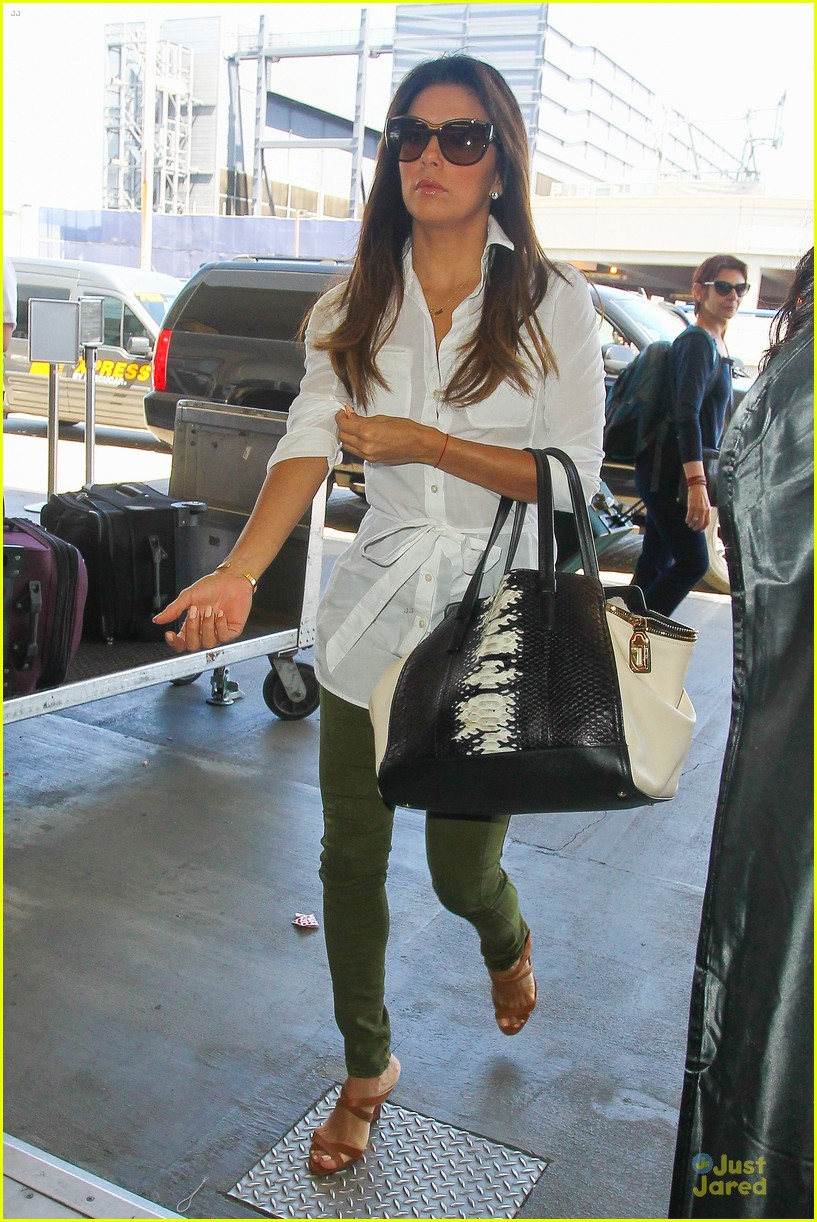 eva longoria shows support for inside out 11m 14
