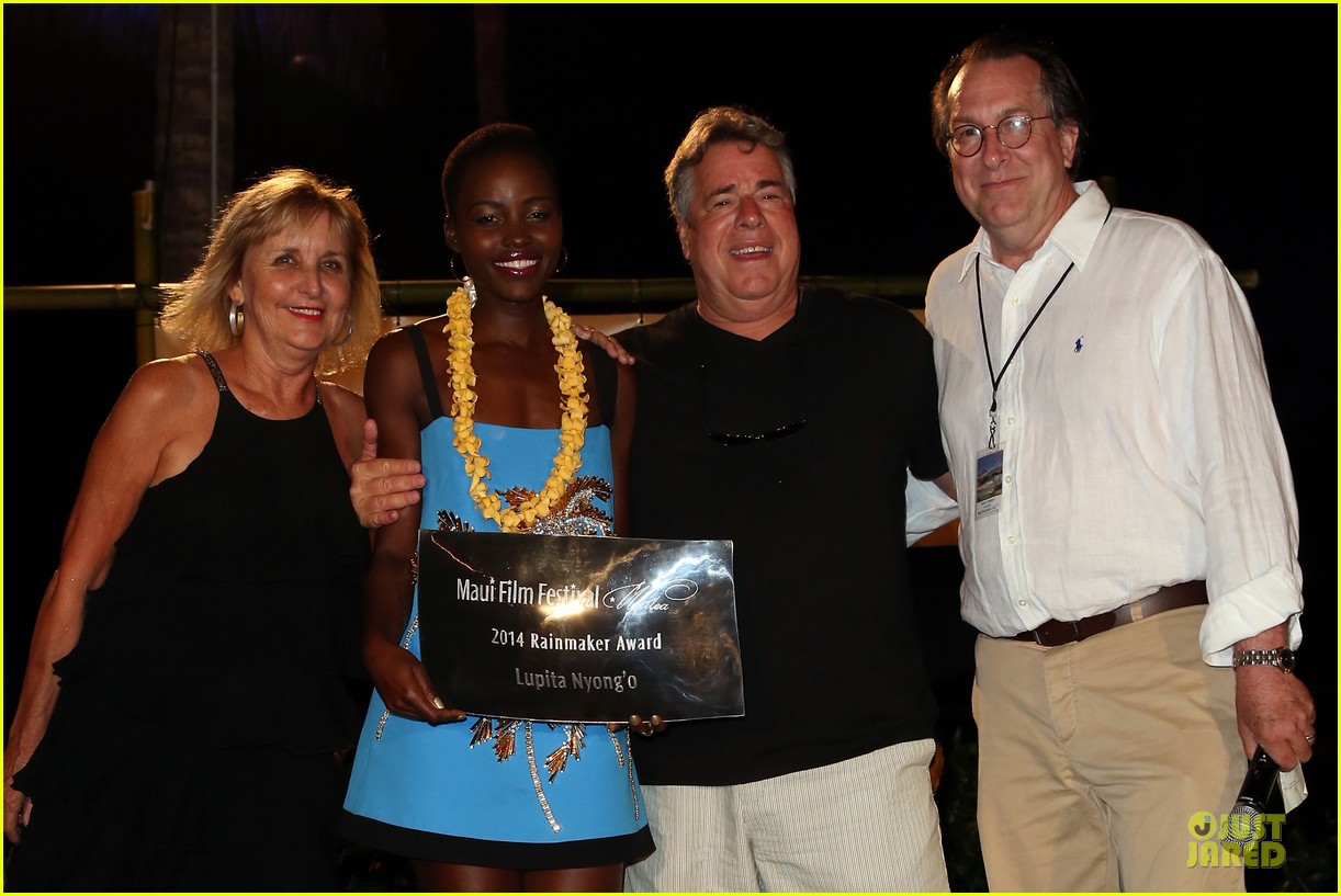lupita nyongo rainmaker at maui film festival 10