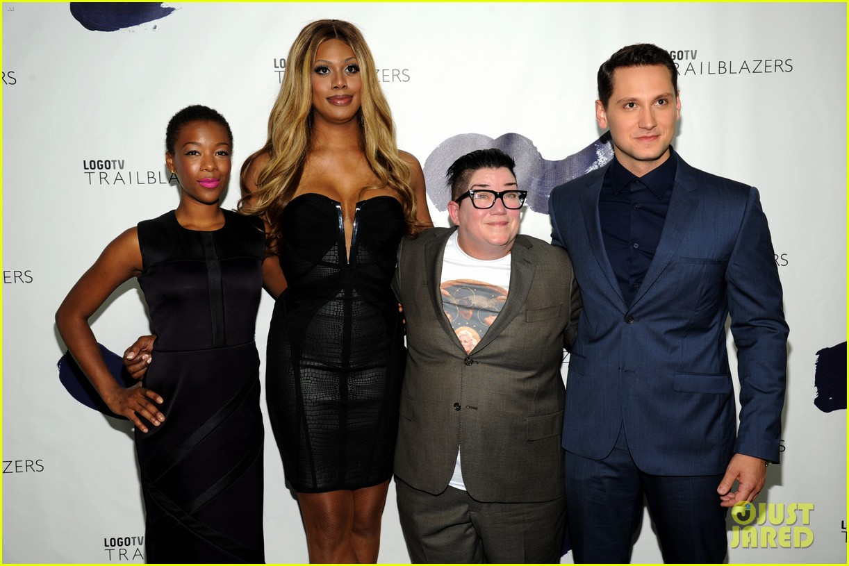 orange is the new black cast gets honored at logo tvs trailblazers 163142411