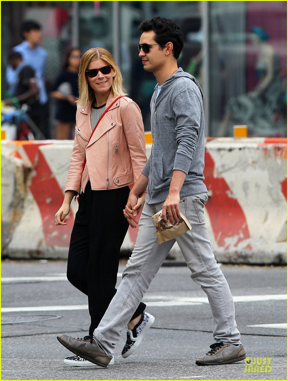 kate mara max minghella cute couple in nyc 11