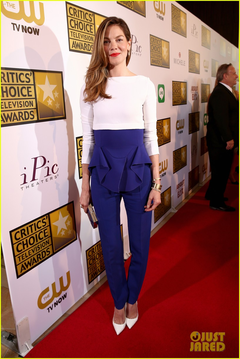 tatiana maslany michelle monaghan critics choice tv awards 2014 08