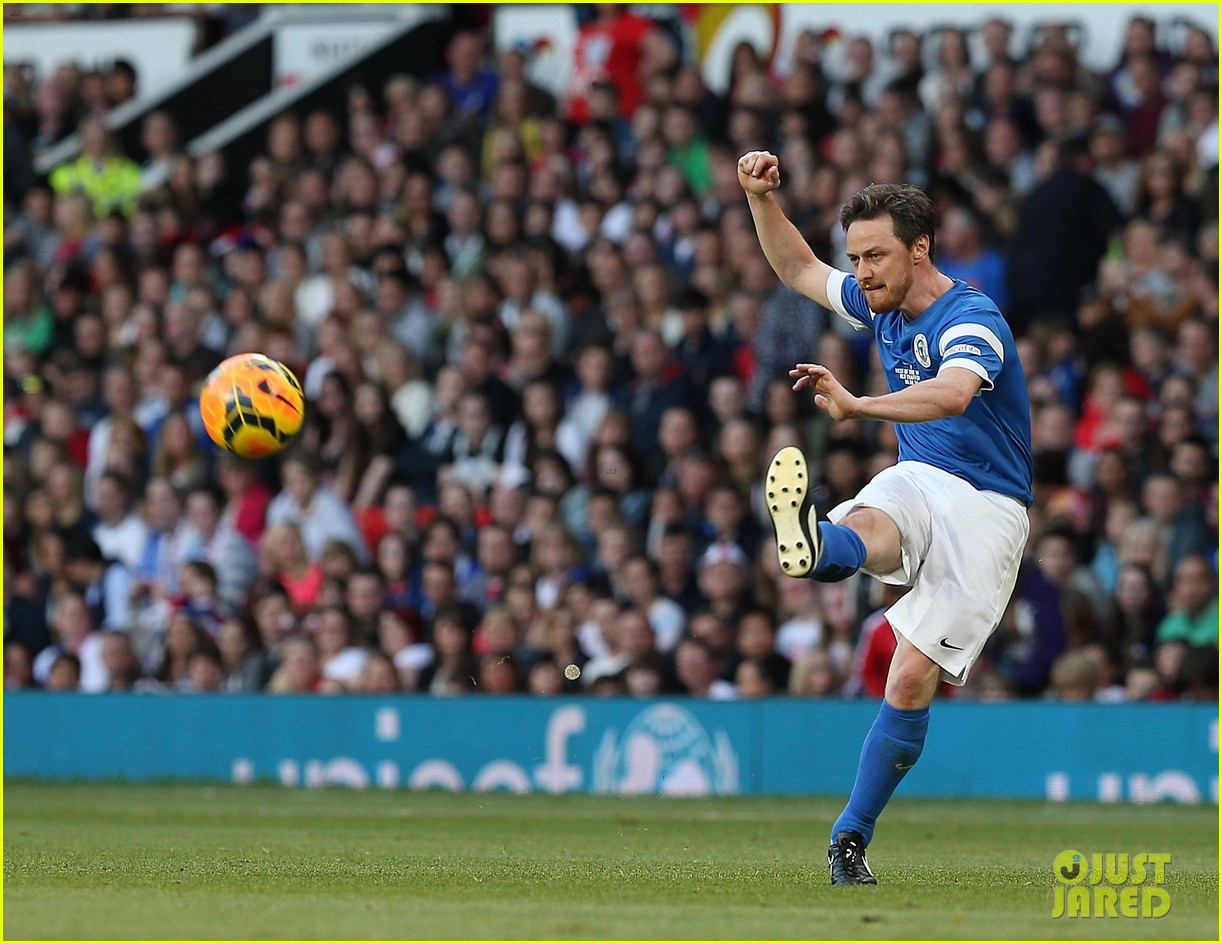 james mcavoy jeremy renner help tackle child poverty at soccer aid 2014 08