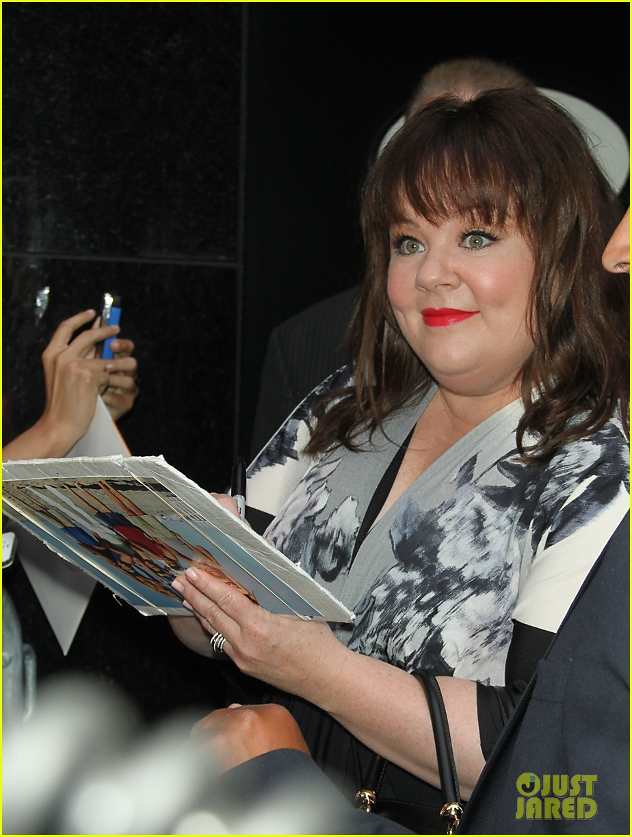 melissa mccarthy will do almost anything for a laugh 023143559