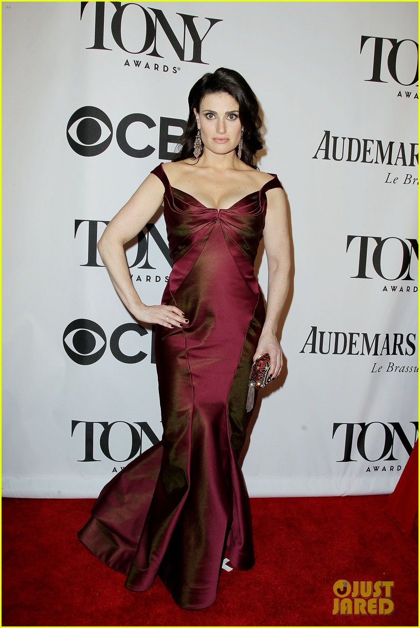 idina menzel tony awards 2014 04