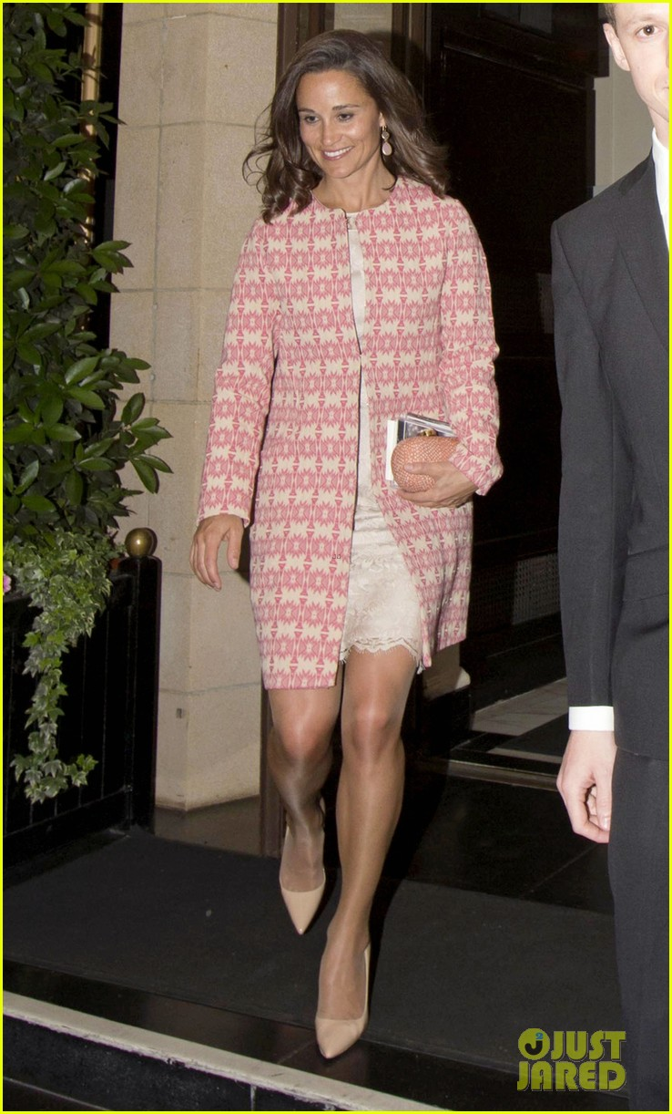 kate pippa middleton break the dorchester hotel boycott 033126627