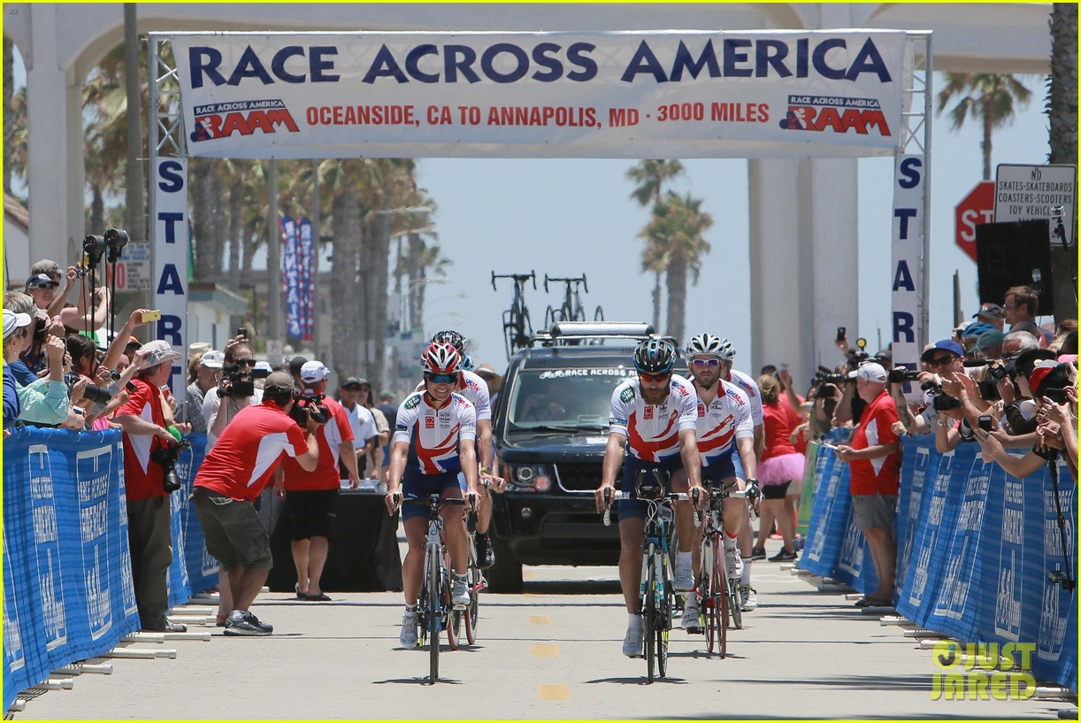 pippa middleton brother james kick off race across america 093135669