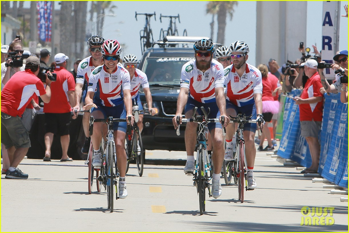 pippa middleton brother james kick off race across america 10