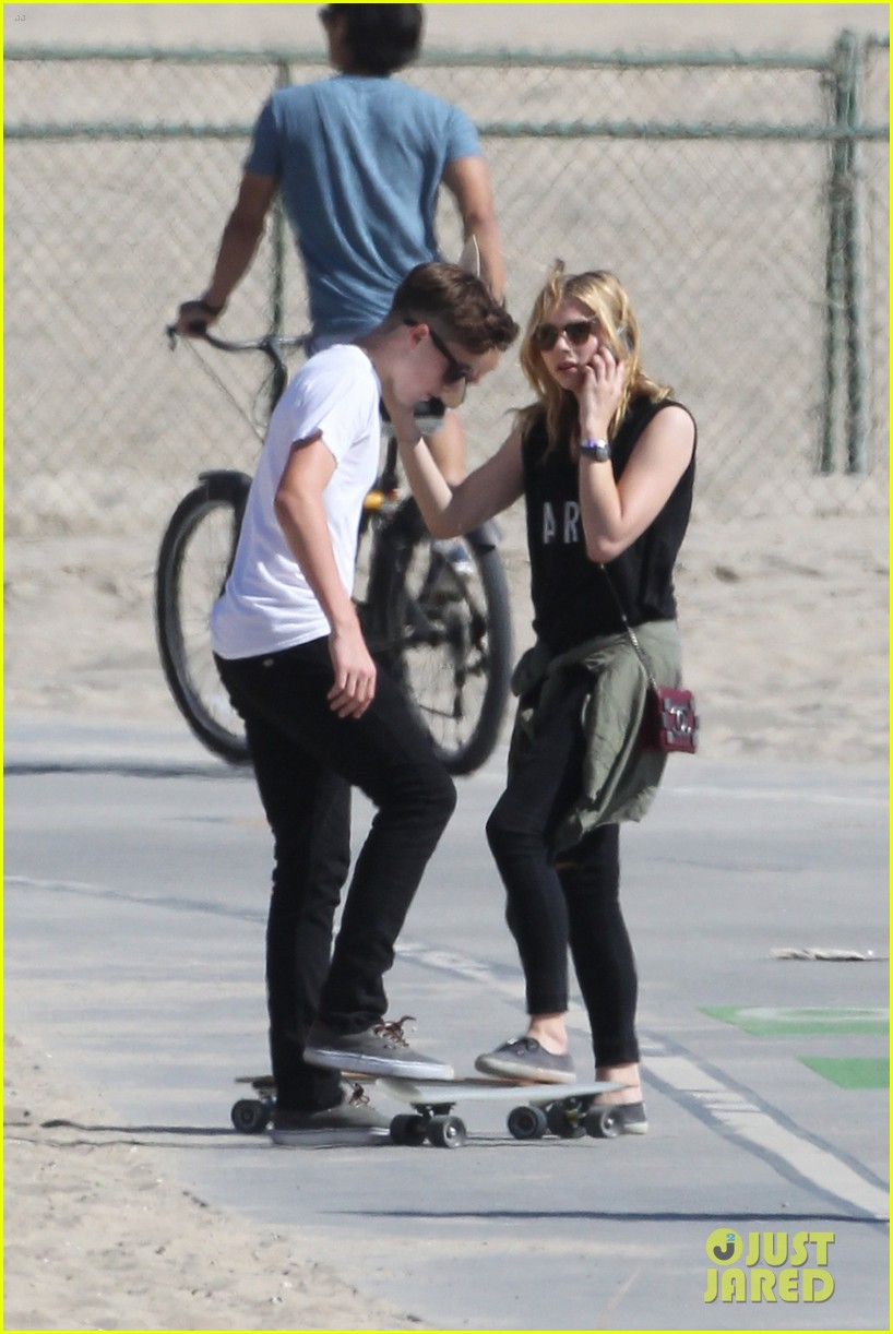 chloe moretz if stay poster skateboarding 03
