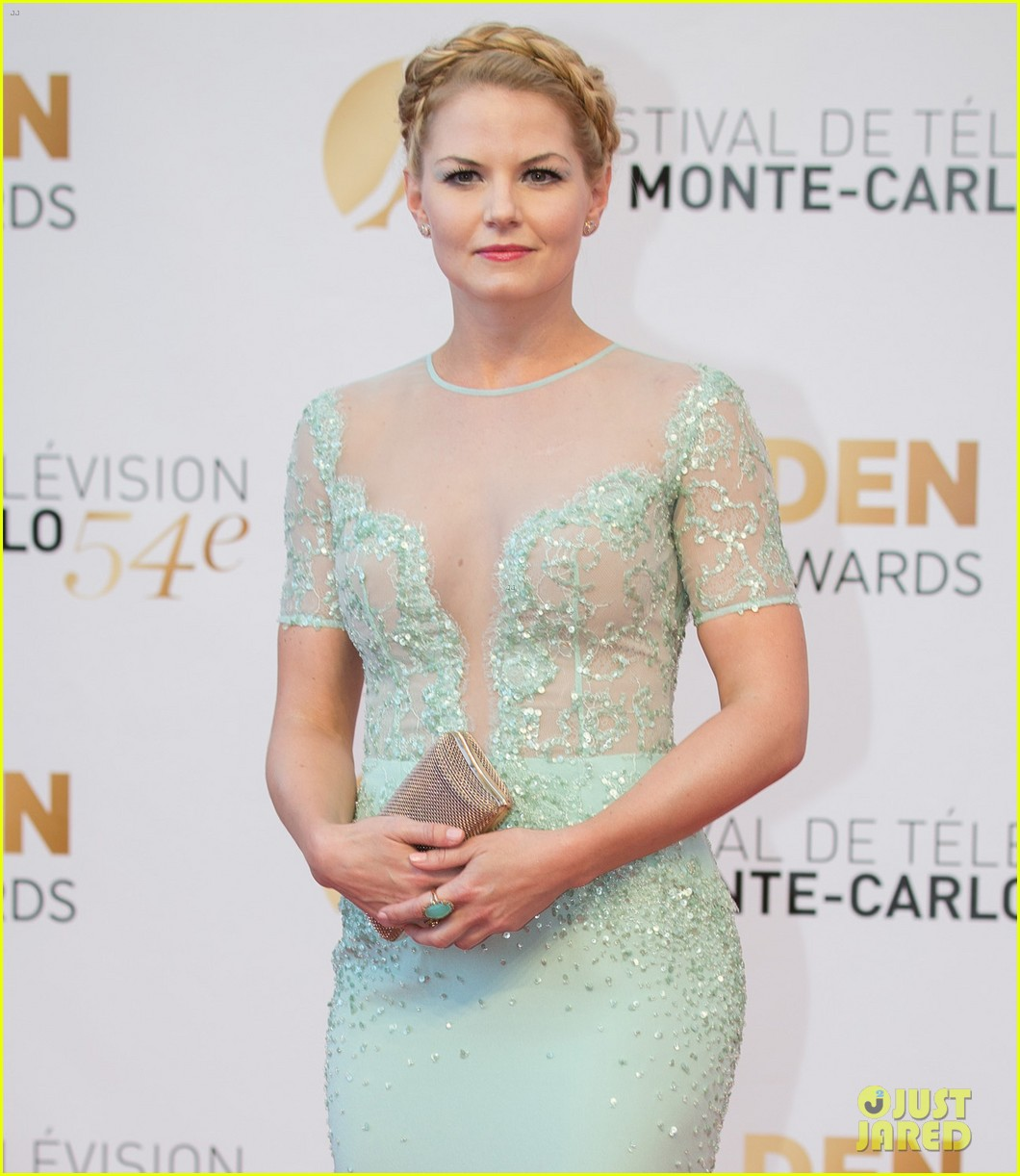 jennifer morrison young bellamy get glam for the monte carlo tv fest 103133853