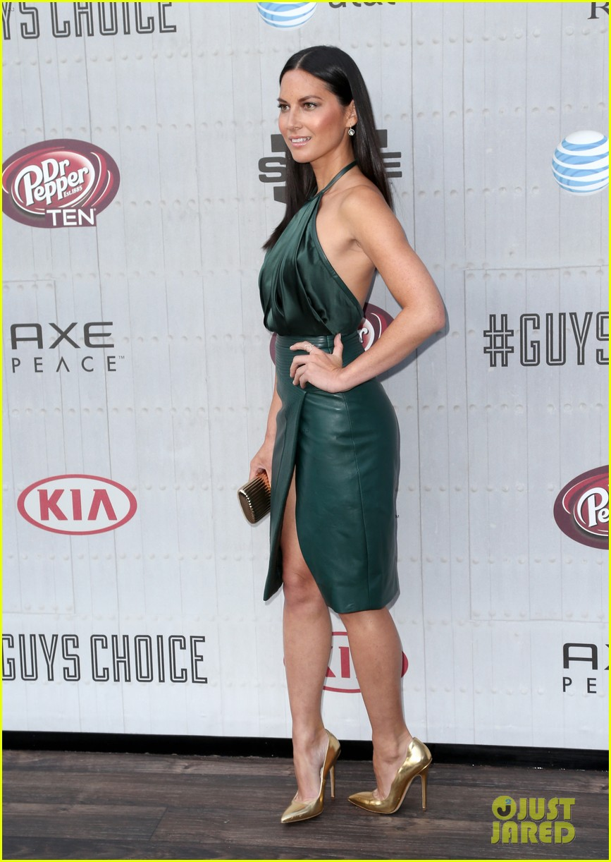 olivia munn rosario dawson guys choice awards 2014 18