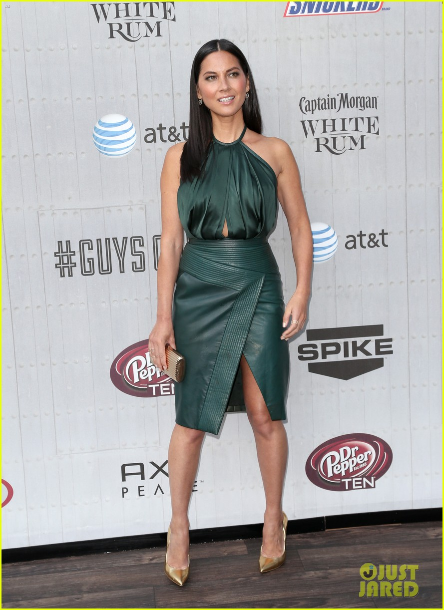 olivia munn rosario dawson guys choice awards 2014 21