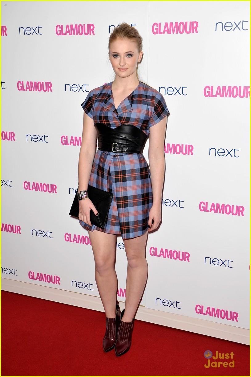 natalie dormer sophie turner sarah gadon glamour awards 03