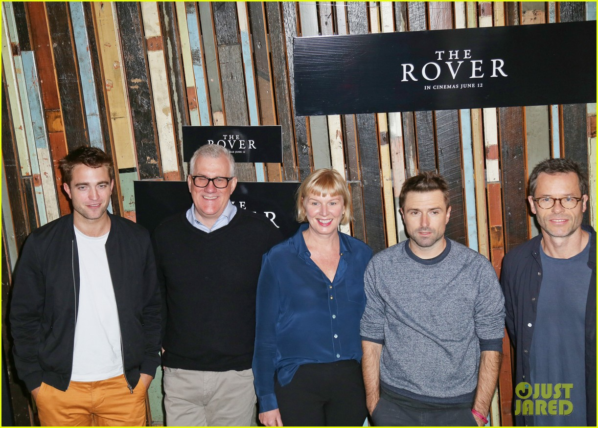 robert pattinson the rover sydney photo call 103129391
