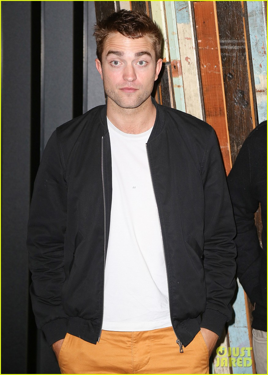 robert pattinson the rover sydney photo call 17