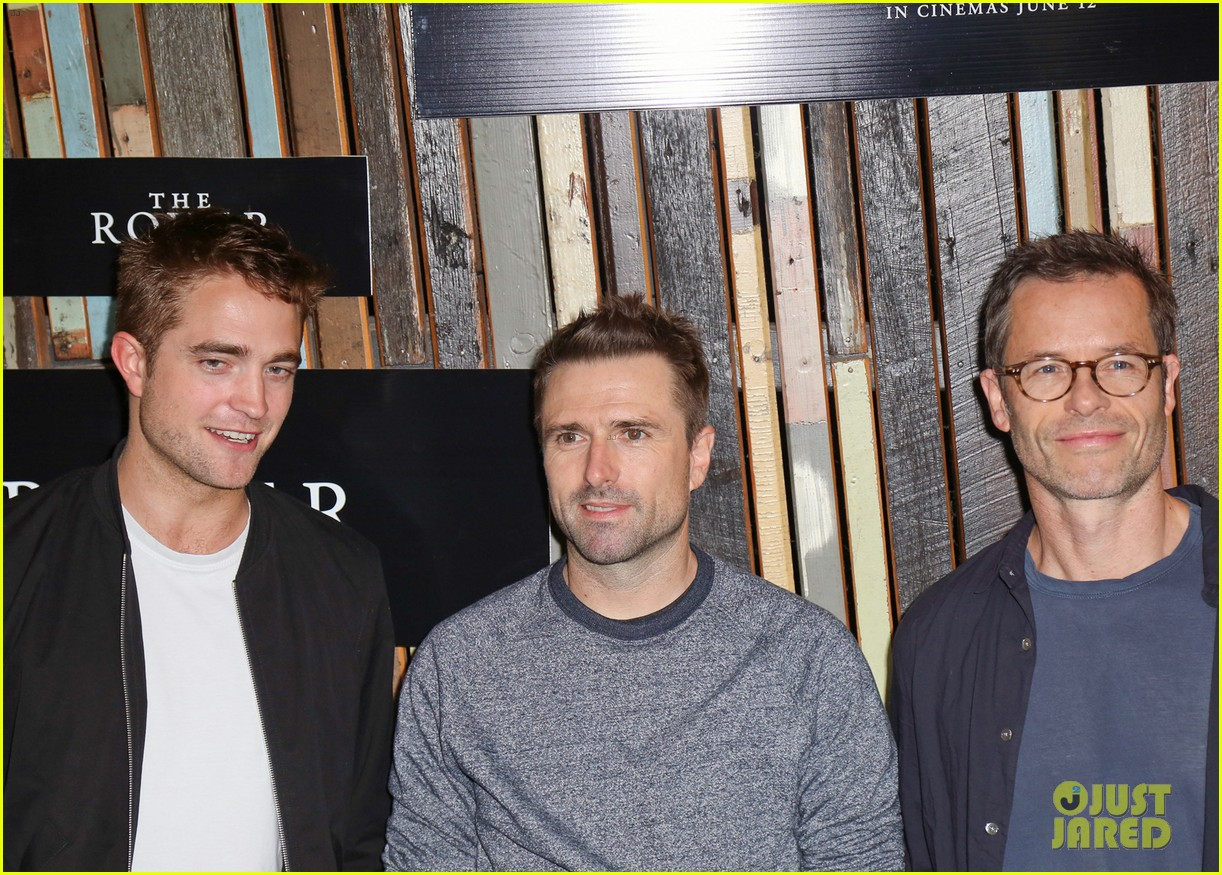 robert pattinson the rover sydney photo call 213129402