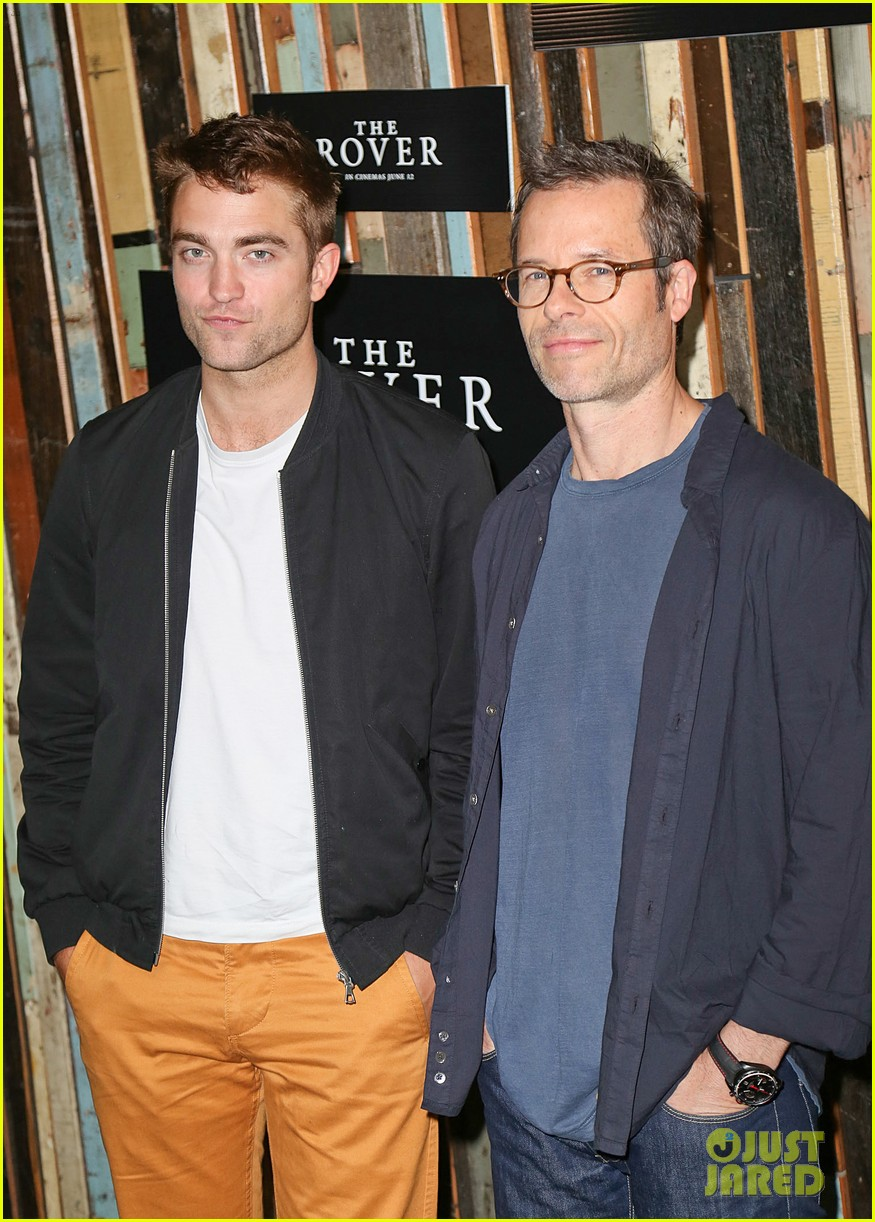 robert pattinson the rover sydney photo call 23