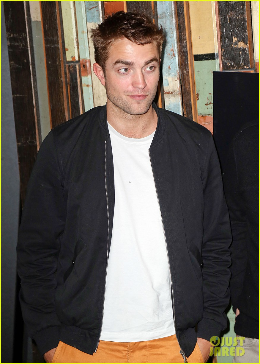 robert pattinson the rover sydney photo call 28