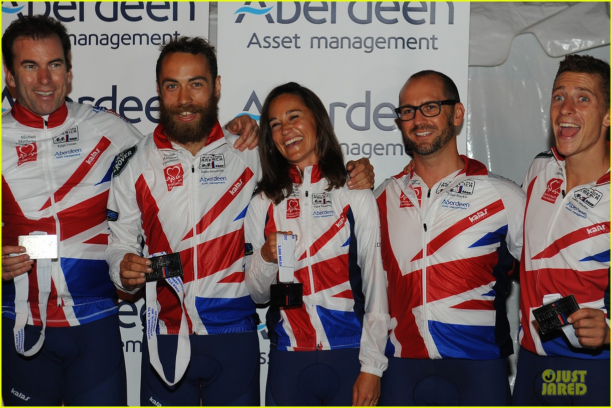 pippa middleton brother james complete race across america 023140469