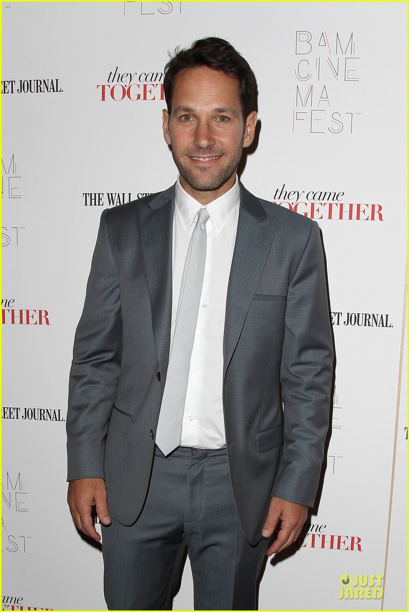 amy poehler paul rudd they came together in nyc 31