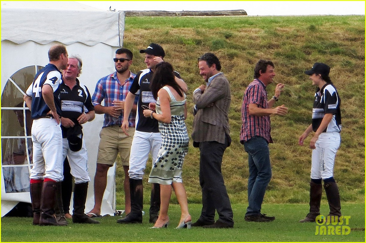 prince harry prince william make it a royal affair at polo match 10