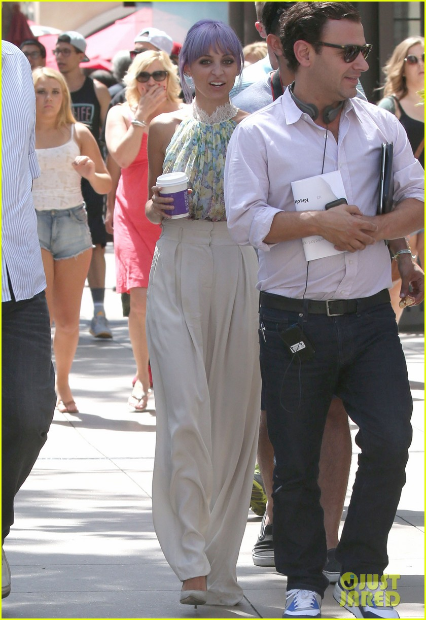 nicole richie candidly nicole the grove 253140307