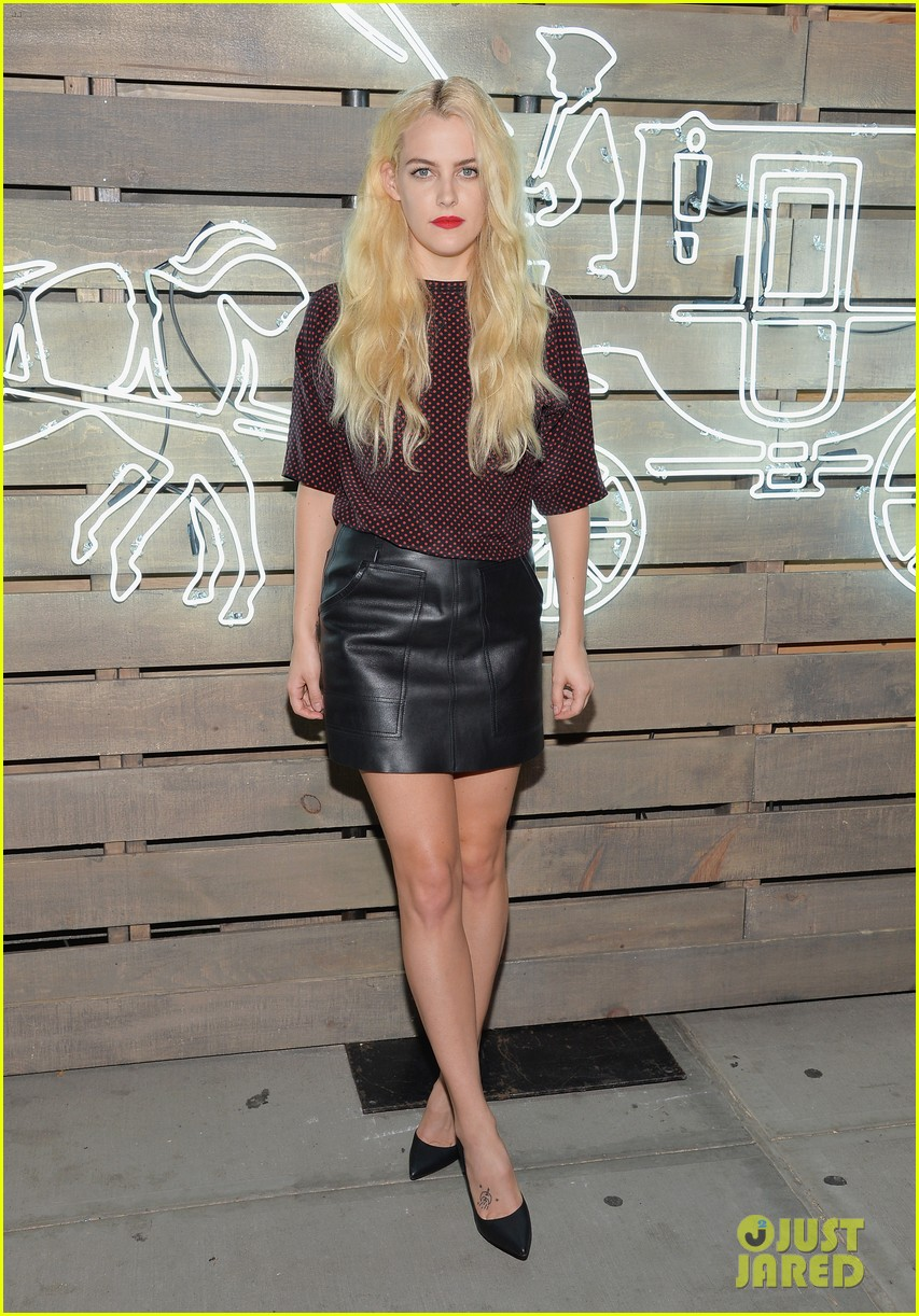chloe moretz summer party nyc coach 2014 053137733