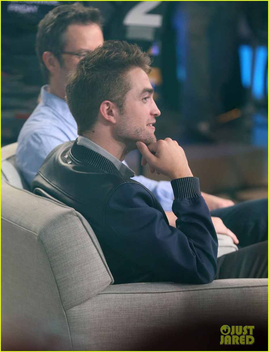 robert pattinson the rover good morning america 153137175