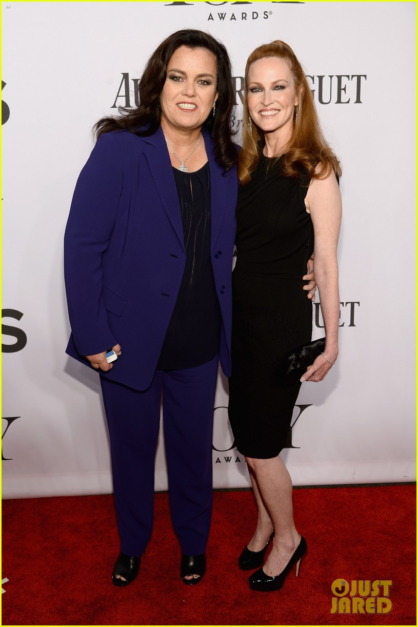 rosie odonnell tony awards 2014 01